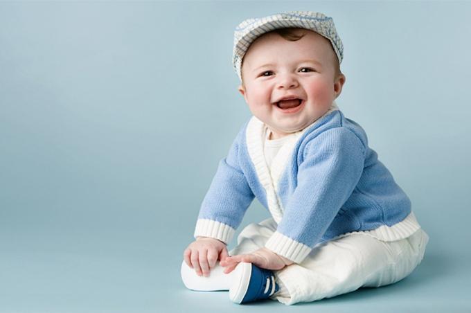 بالصور صور طفل صغير , عيال تجنن من شقاوتها و حلاوتها 1982 8
