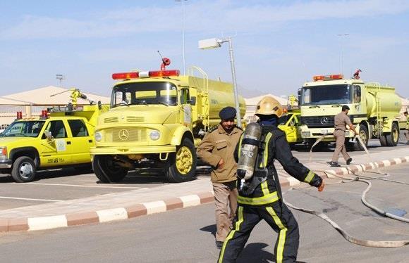 بالصور صور عن الدفاع المدني , رجال اشداء يحمون اوطانهم 1995 4