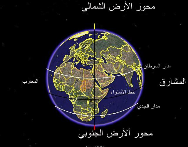 بالصور صور الكرة الارضية , شكل تصورى لكوكب الارض 2034 15
