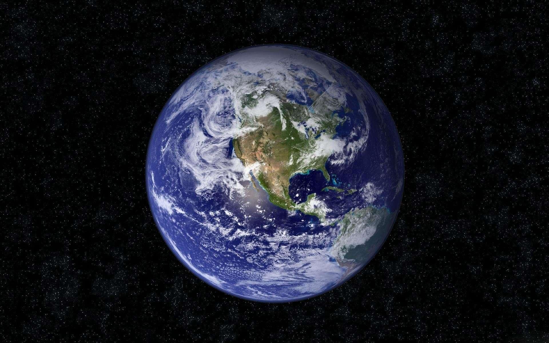 صوره صور الكرة الارضية , شكل تصورى لكوكب الارض