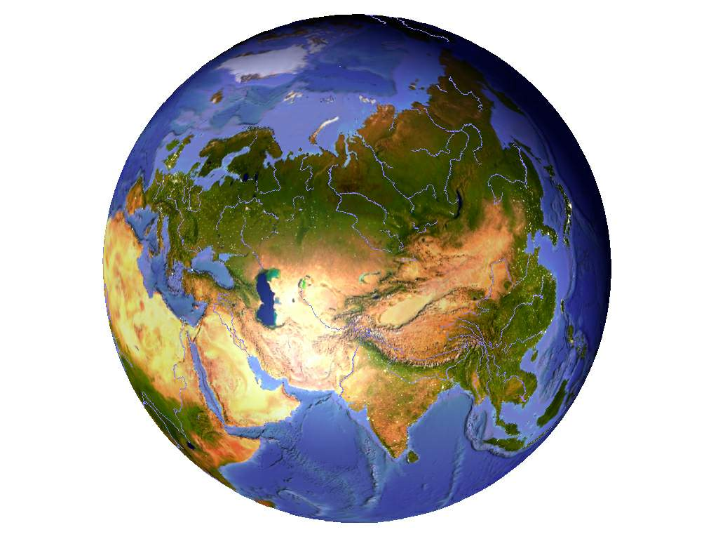 بالصور صور الكرة الارضية , شكل تصورى لكوكب الارض