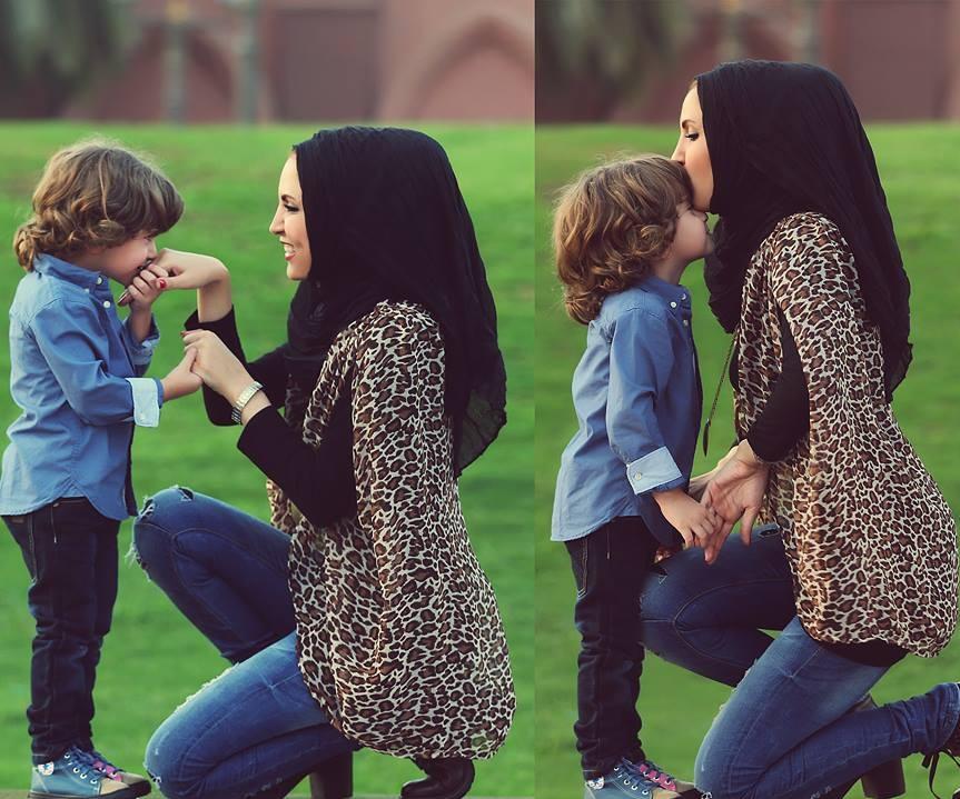 صوره صور ام وابنها , الامومة و الحب و الحنان المطلق