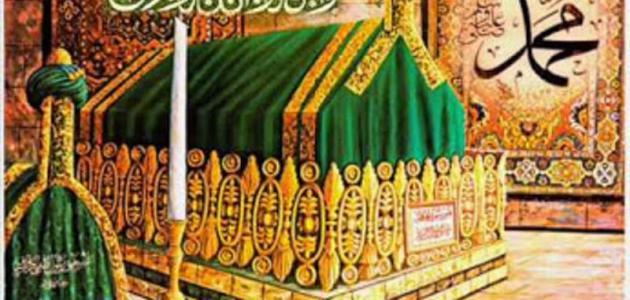 بالصور صور قبر الرسول , يا رب ارزقنا زيارة مرقد حبيبك المصطفى 2272 1