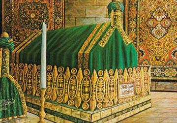 بالصور صور قبر الرسول , يا رب ارزقنا زيارة مرقد حبيبك المصطفى 2272 10