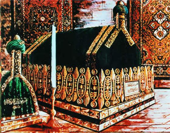 بالصور صور قبر الرسول , يا رب ارزقنا زيارة مرقد حبيبك المصطفى 2272 2