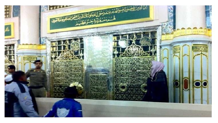 بالصور صور قبر الرسول , يا رب ارزقنا زيارة مرقد حبيبك المصطفى 2272 5