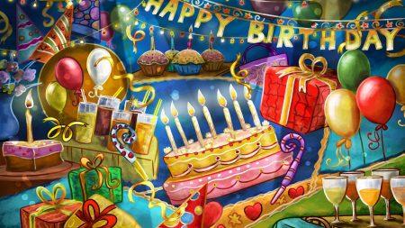 بالصور صور كل سنه وانت طيب , تهنئة عيد ميلاد اصحابك علينا 2291 3