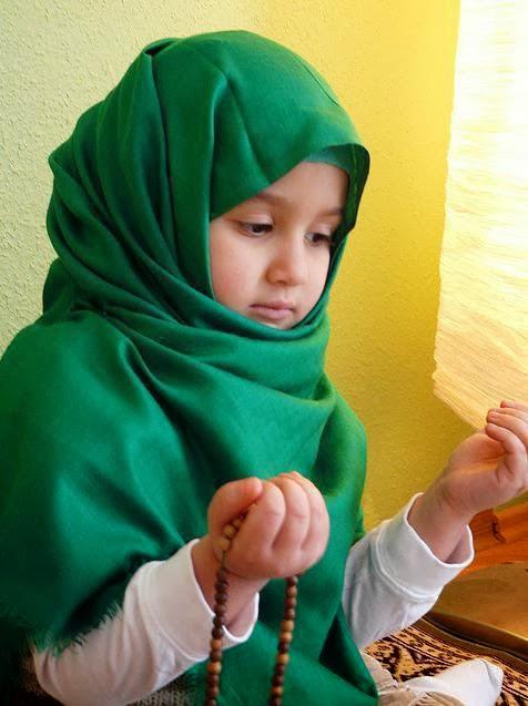 صورة صور اطفال محجبات , يا حلاوة ولادنا بالحجاب الشرعى