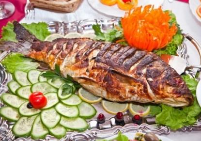 بالصور صور سمك مشوي , الفسفور و جمال الماكولات البحرية 2474 6
