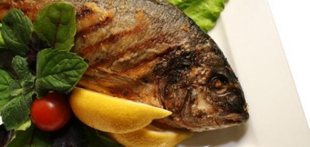 بالصور صور سمك مشوي , الفسفور و جمال الماكولات البحرية 2474 9