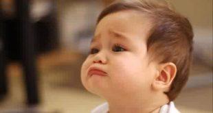 صور طفل حزين , يا عينى على البراة لما تغطيها الاحزان
