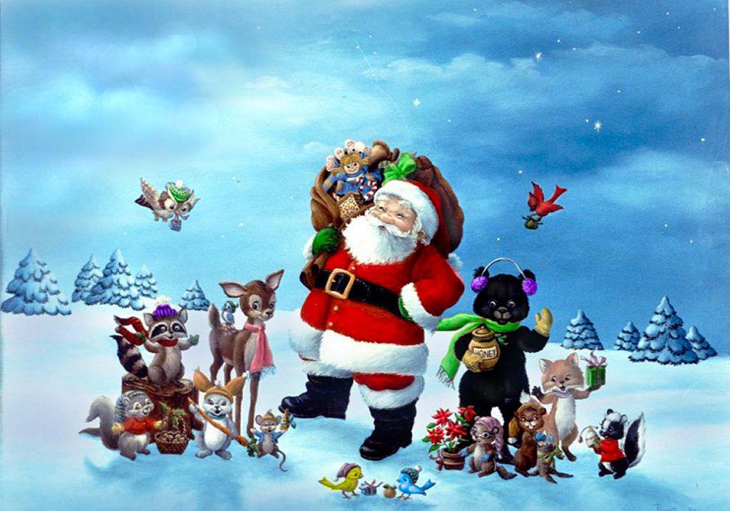 بالصور صور بابا نويل , الكريسماس ما يحلاش من غير سانتا كلوز 2526 2
