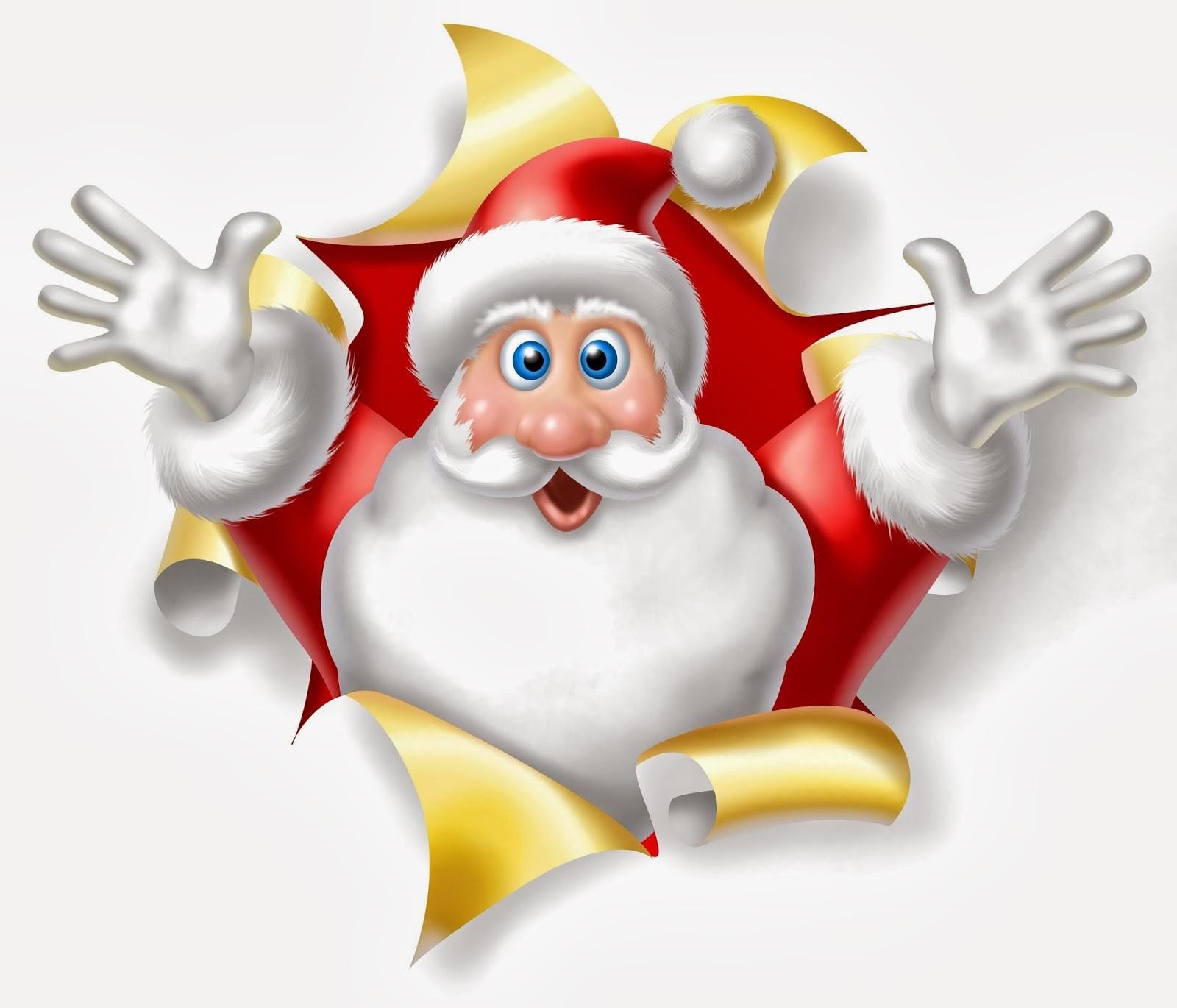 صورة صور بابا نويل , الكريسماس ما يحلاش من غير سانتا كلوز