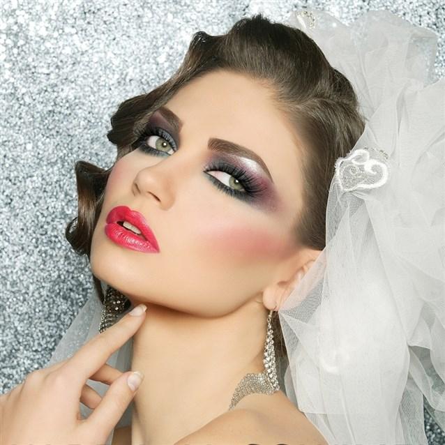 بالصور صور مكياج عروس , طلى يا عروسة باجمل اللوكات 2529 2