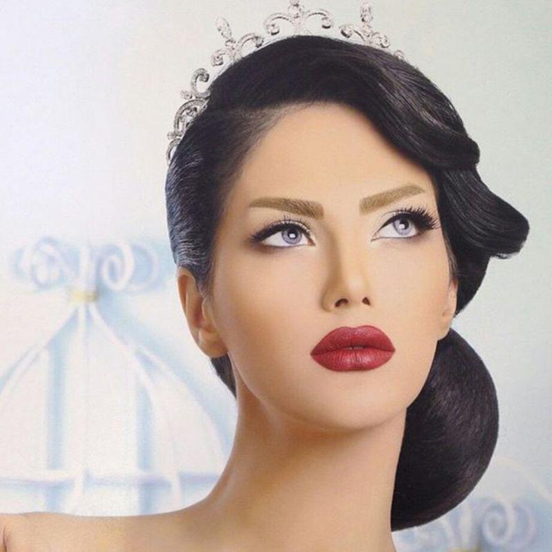 بالصور صور مكياج عروس , طلى يا عروسة باجمل اللوكات 2529 3