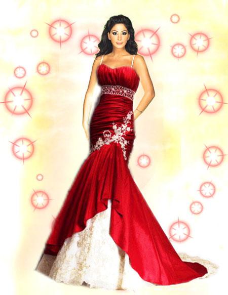 بالصور صور اجمل فساتين , انوثتك و جمالك بيزيدوا مع فستانك 2536 2