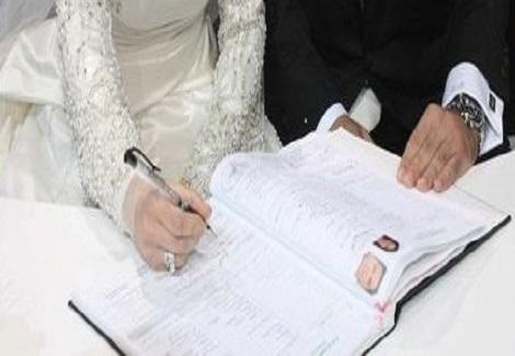صورة صور كتب كتاب , افرحى يا عروسة حتبقى مدام