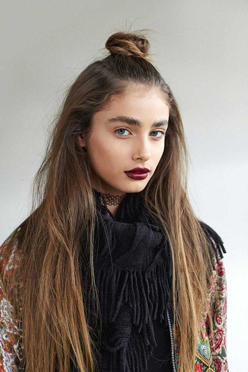 بالصور صور تسريحات شعر , شعرك هو تاج جمالك فلازم تحافظى عليه 2591 5