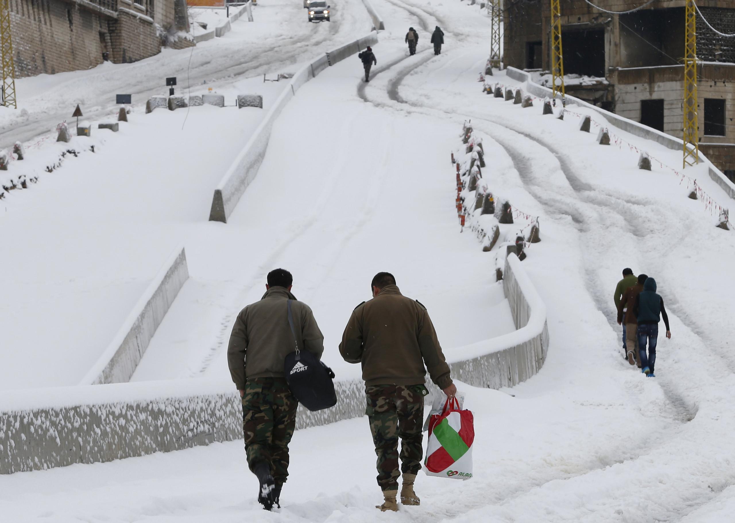 صوره صور بياض الثلج , الجليد الابيض و جمال الطبيعة القاسية