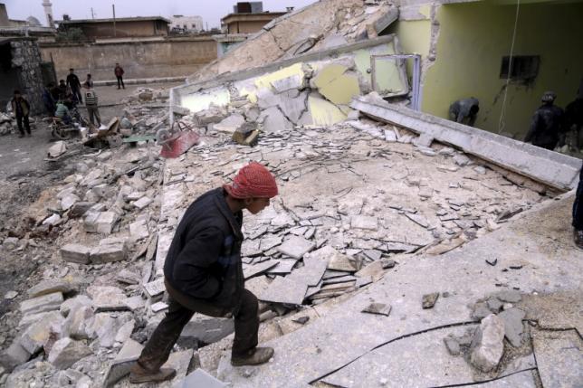 بالصور صور حلب تحترق , صور تعبيرية تضامنا مع ماساة سوريا 2657 4