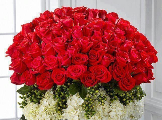 بالصور صور اجمل الورود , ابعت لحبايبك بوكية ازهار يجنن 2660 13