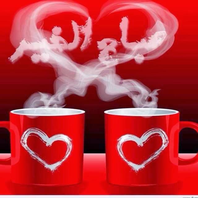 صورة صور صباح الخير للحبيب , عبر عن حبك لحبيبك بطريقة رومانسية