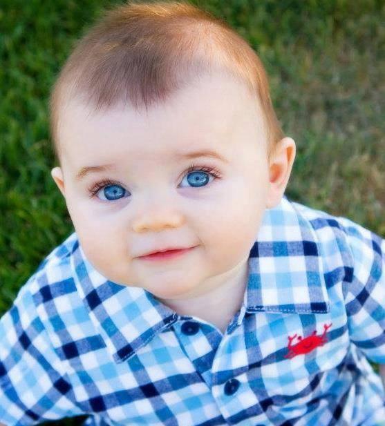صوره صور طفل جميل , بيبي كيوت غاية في الشقاوة والروعة