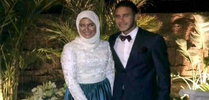 بالصور صور خطوبة رمضان صبحي , اخت شريف اكرامى الملتزمة 2702 3
