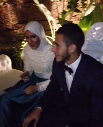 بالصور صور خطوبة رمضان صبحي , اخت شريف اكرامى الملتزمة 2702 5