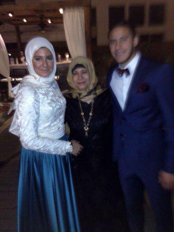 بالصور صور خطوبة رمضان صبحي , اخت شريف اكرامى الملتزمة 2702 6