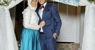 صورة صور خطوبة رمضان صبحي , اخت شريف اكرامى الملتزمة