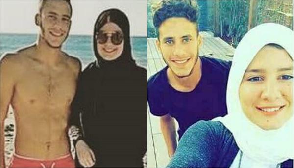 بالصور صور خطوبة رمضان صبحي , اخت شريف اكرامى الملتزمة 2702