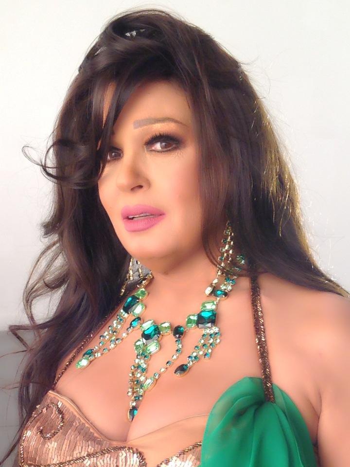 بالصور صور فيفي عبده , من الرقص الى احتراف التمثيل 2708 6