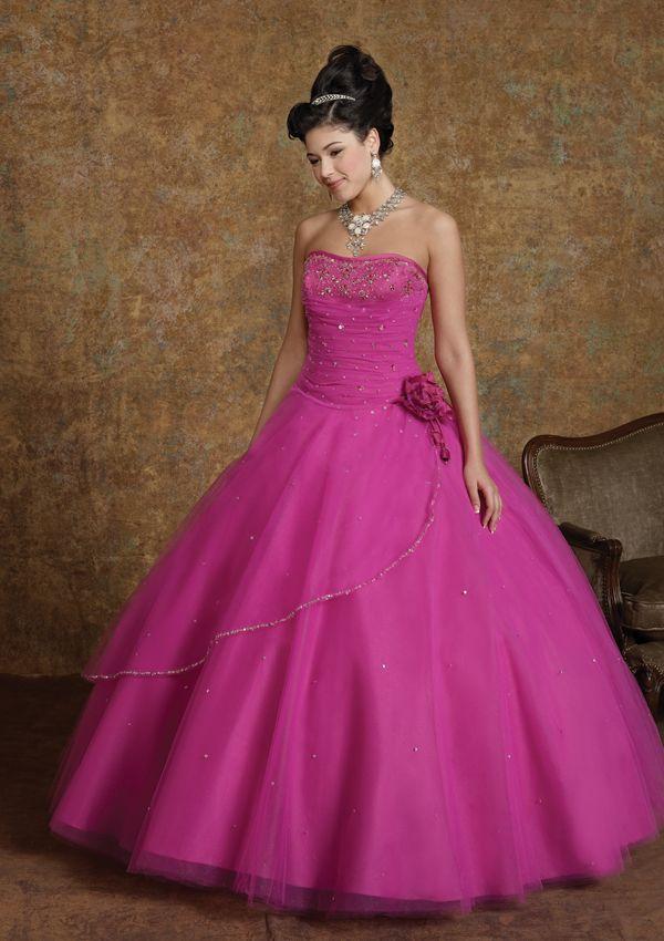 صور صور فساتين خطوبه , فستانك اهو جهز مبروك يا عروسة