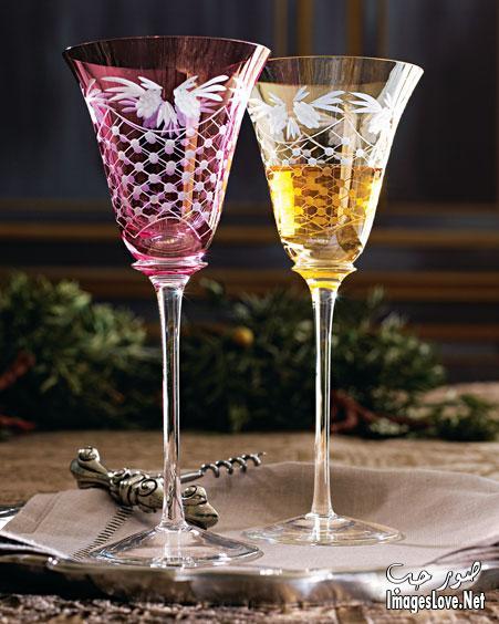 بالصور احدث كاسات زجاج خرافية قلاصات زجاج جميلة اكواب زجاجية تحف فنية 3212 2