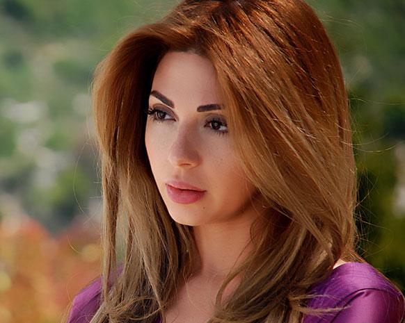 بالصور صور ماريم فارس , بوستات لفنانة لبنانية حلوة 1076 2