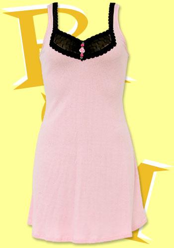 صورة صور ملابس نوم , قمصان ستان مريحة وحلوة