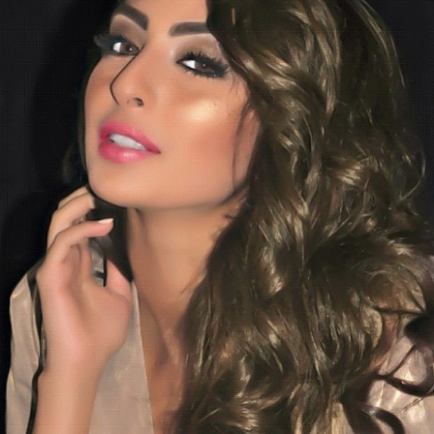 صورة صور نور الغندور , مذيعة وممثلة مصرية