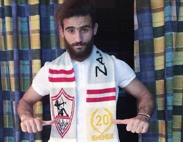 صوره صور باسم مرسي , بوستات لاعب الزمالك