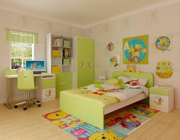 بالصور صور غرف نوم اطفال , ديكورات مناسبة الصغار 1819 6