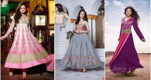 بالصور صور فساتين هندية , تالقي واختاري موديلاتك مثل الهنود 1845 10 310x165