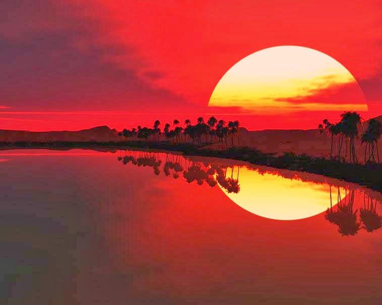 بالصور صور غروب الشمس , منظر بدهشك من روعة جمالة 1860 2