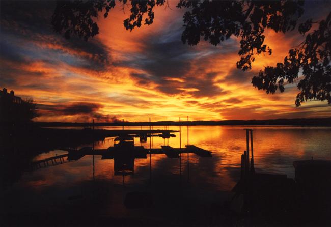 بالصور صور غروب الشمس , منظر بدهشك من روعة جمالة 1860 6