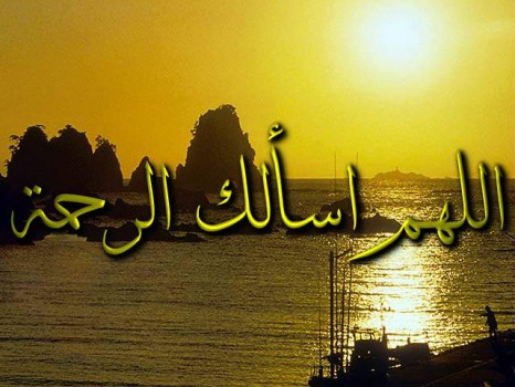 بالصور صور خلفيات اسلامية , جدد من شكل موبيلك بكلمات دينية مزخرفة 1886 5