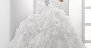صوره صور فساتين فرح , افرحي يا عروسة والبسي فستان فرحك