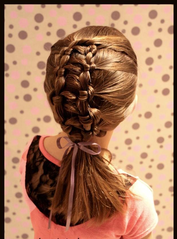 صورة صور تسريحات اطفال , اروع فورمات شعر للبنات تهوس