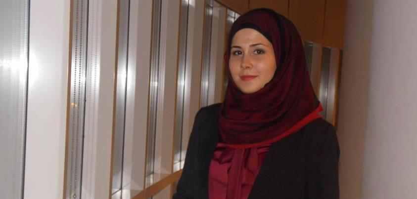 بالصور صور محجبات جميلات , اطلالة رائعة ومميزة للمراة بحجابها 2035 9