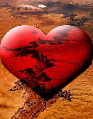 بالصور صور قلب مكسور , من كتر الالم و الوجع انكسرت اوي 2115 4