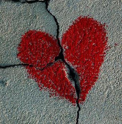 بالصور صور قلب مكسور , من كتر الالم و الوجع انكسرت اوي 2115 5