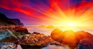 صور شروق الشمس , انظر و تامل وشوف اد اية قدرة الخالق